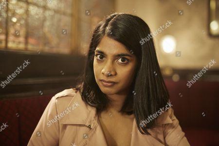 (Ep 2) - Amara Karan as Anya Karim.