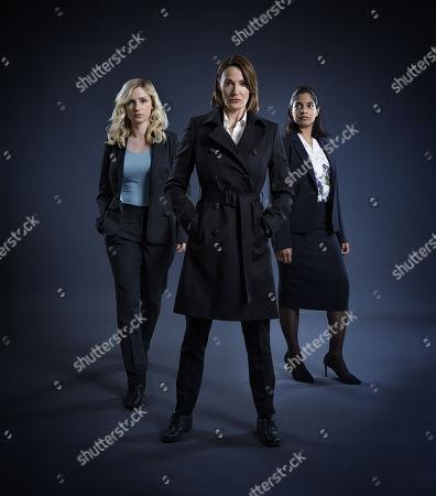 Editorial picture of 'Bancroft' TV Series - Dec 2017