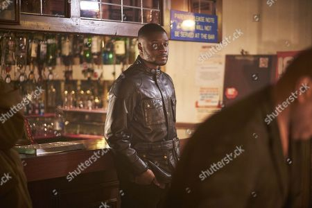 (Ep 1) - Charles Babalola as Andy Bevan.