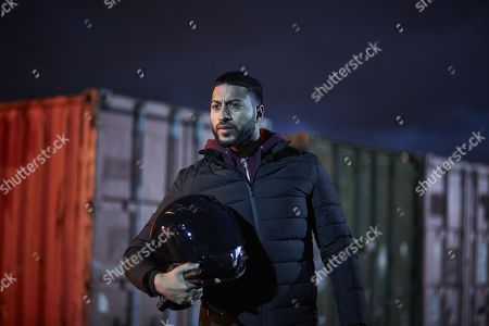 (Ep 1) - Ryan McKen as Daanish Kamara.