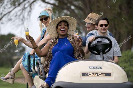 Stock Picture of Glenne Headly, Sheryl Lee Ralph, Elizabeth Ashley, Nick Peine
