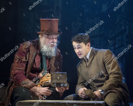 Matthew Kelly, Alistair Toovey