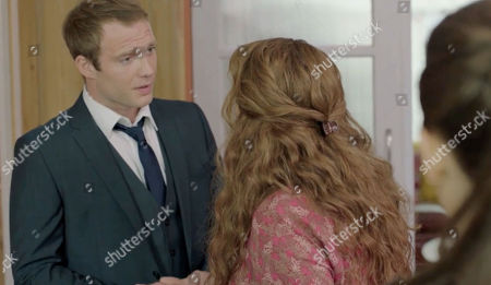 (Ep 1) - Chris Fountain as Ryan Hutchinson and Phyllis Logan as Linda Hutchinson