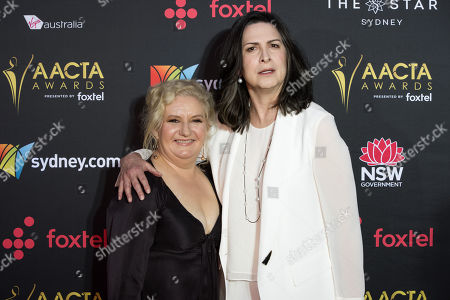 Editorial picture of 7th Annual AACTA Awards, Arrivals, Sydney, Australia - 06 Dec 2017