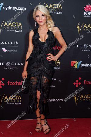 Editorial photo of 7th Annual AACTA Awards, Arrivals, Sydney, Australia - 06 Dec 2017