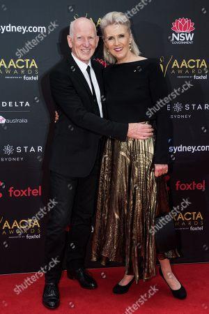 Editorial image of 7th Annual AACTA Awards, Arrivals, Sydney, Australia - 06 Dec 2017
