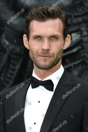 Stock Photo of Ben Rigby