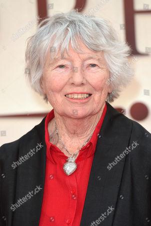 Stock Picture of Ann Thwaite