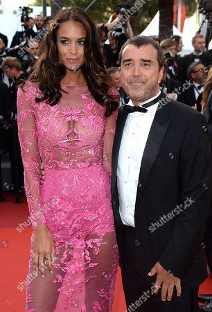Jade Foret,  Arnaud Lagardere