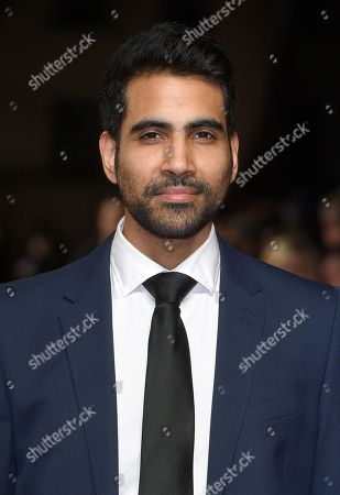 Editorial image of 'Viceroy's House' - UK premiere - Red Carpet arrivals, London, UK - 21 Feb 2017