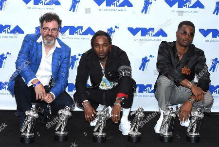 Dave Meyers,  Kendrick Lamar,  Dave Free