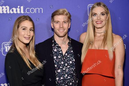 Amanda Batula, Kyle Cooke, Lauren Wirkus