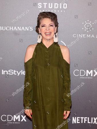 Stock Picture of Edith Gonzalez