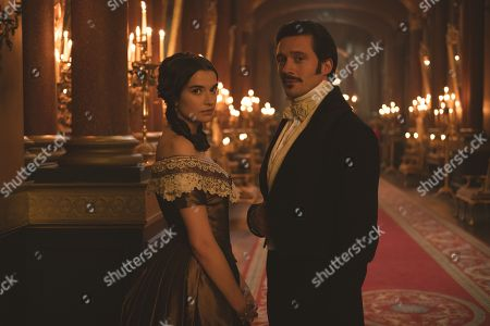 Editorial image of 'Victoria' TV Series - 25 Dec 2017