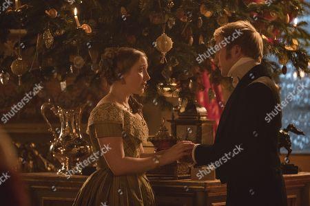 Editorial photo of 'Victoria' TV Series - 25 Dec 2017