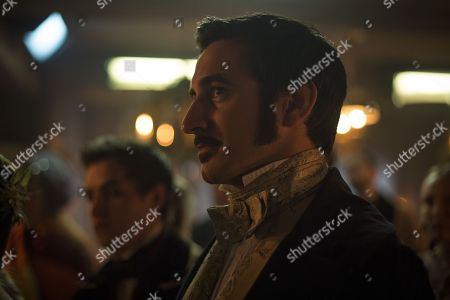 Ferdinand Kingsley as Francatelli.