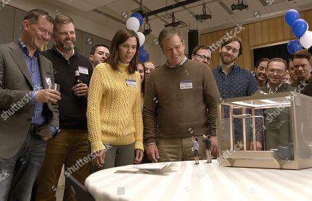 Stock Picture of Kristen Wiig, Matt Damon, Maribeth Monroe, Jason Sudeikis