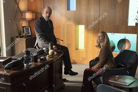 Richard Schiff, Erin Matthews