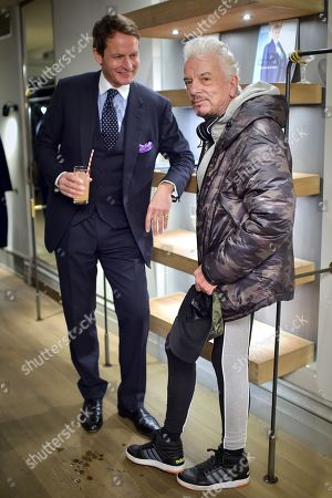 Editorial photo of Gentleman's Journal 5th Anniversary Party, Gieves & Hawkes, London, UK - 07 Dec 2017