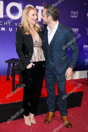 Caroline Beil mit partner Philipp Sattler