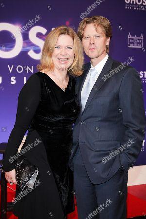 Marion Kracht mit Ehemann Berthold Manns