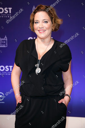 Stock Picture of Muriel Baumeister