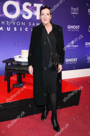Editorial image of Premiere of musical Ghost, Berlin, Germany - 07 Dec 2017