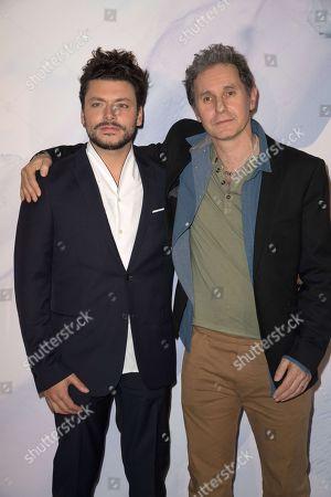 Editorial image of 'To the Top' film premiere, Paris, France - 07 Dec 2017