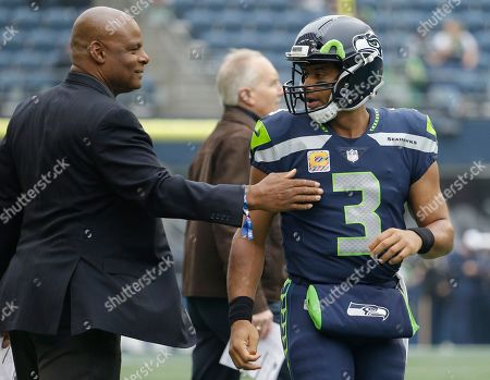 Editorial picture of Texans Seahawks Football, Seattle, USA - 29 Oct 2017