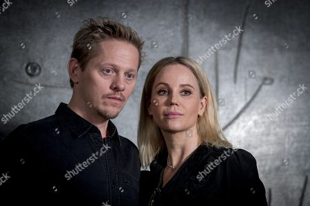 Thure Lindhardt, Sofia Helin,