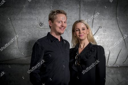 Thure Lindhardt, Sofia Helin