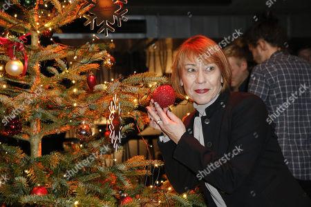 Stock Image of Gitta Schweighoefer