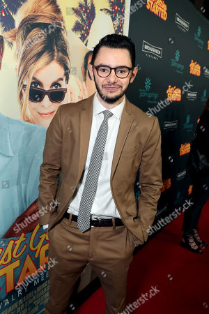 """Editorial photo of Broad Green Pictures """"Just Getting Started"""" Los Angeles Premiere Sponsored by Greater Palm Springs Convention & Visitors Bureau at ArcLight Hollywood, Los Angeles, CA, USA - 7 December 2017"""