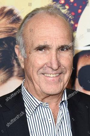 "Stock Photo of Ron Shelton attends the LA Premiere of ""Just Getting Started"" at ArcLight Hollywood, in Los Angeles"