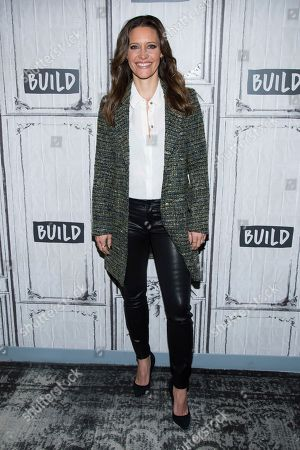 "KaDee Strickland participates in the BUILD Speaker Series to discuss ""Shut Eye"" at AOL Studios, in New York"
