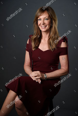 "Actress Allison Janney, a cast member in the film ""I, Tonya,"" poses for a portrait at The Hollywood Roosevelt Hotel in Los Angeles. The film tells the story of the disgraced figure skater Tonya Harding from youth to middle age, including the infamous assault on fellow skater Nancy Kerrigan"