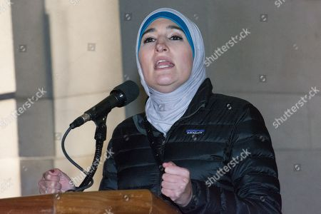 Linda Sarsour, immigration rights and social justice activist