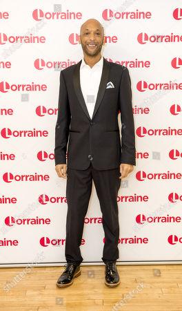 Editorial image of 'Lorraine' TV show, London, UK - 08 Dec 2017