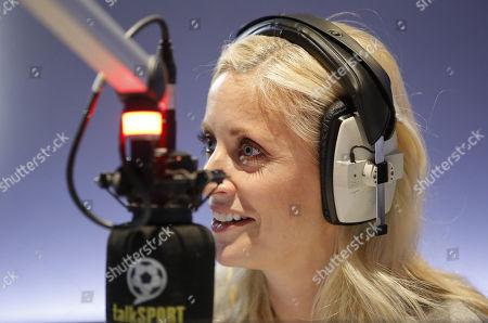 Lynsey Hipgrave  of TalksSport