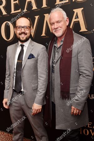 Editorial picture of 'The Greatest Showman' film premiere, Arrivals, New York, USA - 08 Dec 2017