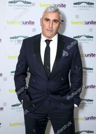 Editorial photo of Teens Unite: Ten Year Tale, fundraising gala, London, UK - 08 Dec 2017