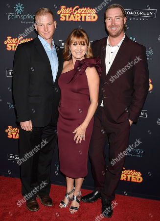 Jane Seymour, John Keach and Sean Flynn
