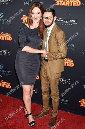 Editorial picture of 'Just Getting Started' film premiere, ArcLight Hollywood, Los Angeles, USA - 07 Dec 2017