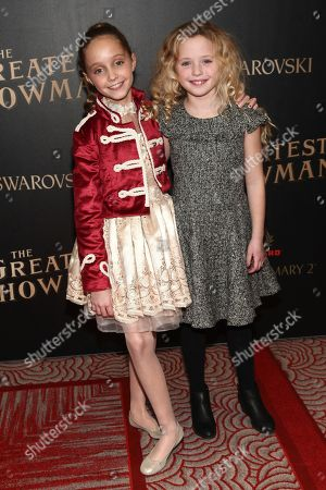 """Editorial picture of World Premiere of """"The Greatest Showman"""", New York, USA - 08 Dec 2017"""
