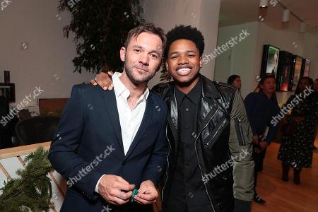 Austin Hebert and Nathan Davis Jr.