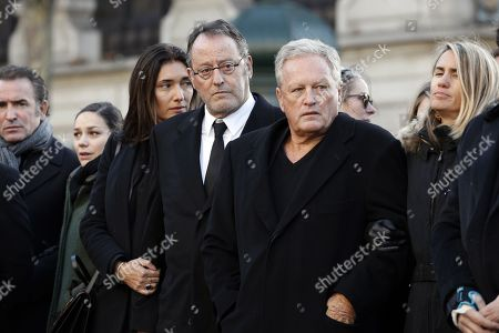 Editorial picture of Tribute to Johnny Hallyday in Paris, France - 09 Dec 2017