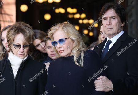 Editorial picture of Rocker Funeral, Paris, France - 09 Dec 2017