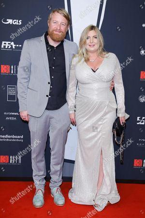 Dorota Kobiela mit Ehemann Hugh Welchman