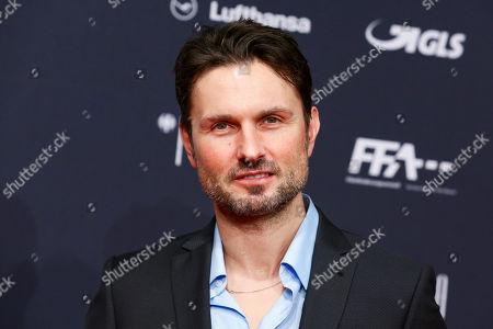 Stock Image of Simon Verhoeven