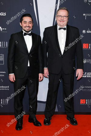 Editorial image of 30th European Film Awards, Berlin, Germany - 09 Dec 2017